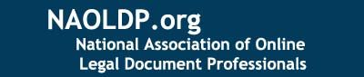 National Association of Online Legal Document Professionals